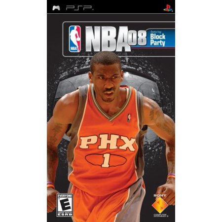 NBA 08, Sony Computer Ent. of America, PSP, 711719869924 ()