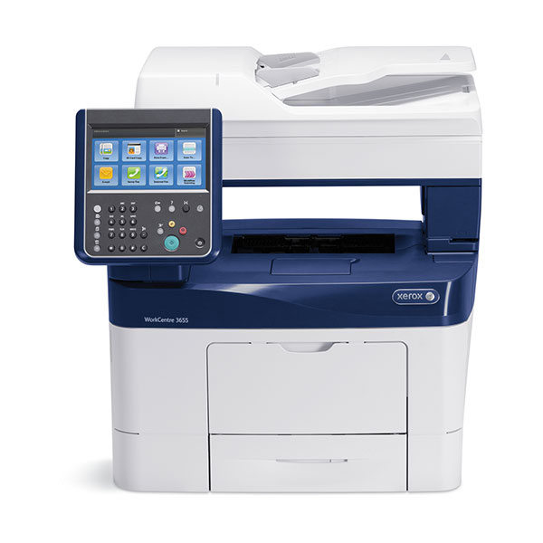 Xerox Workcentre 3655ix Mono Laser Multifunction Printer Copier