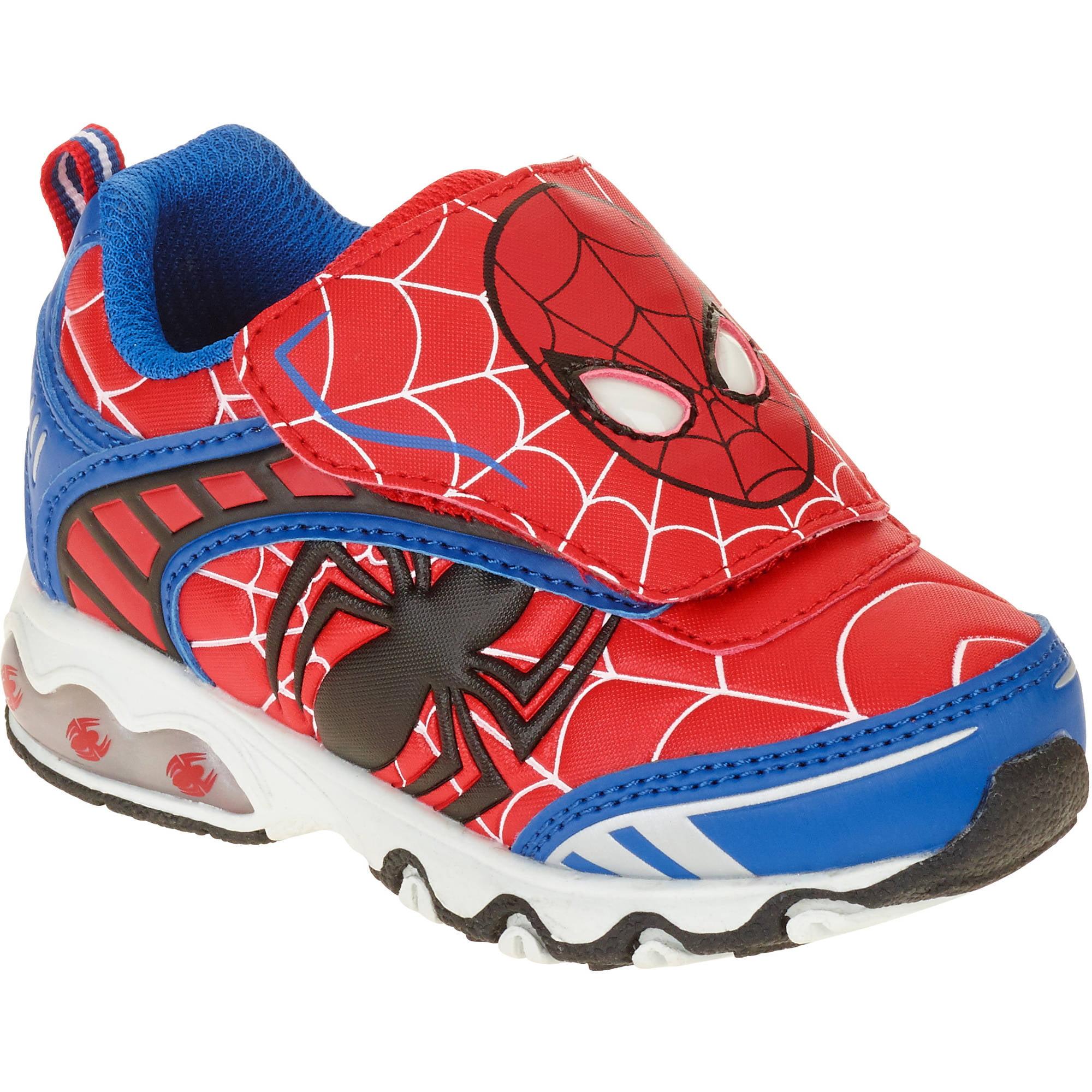 Spider-Man Toddler Boys' Athletic Shoe