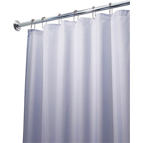 Waterproof Shower Curtain or Liner, Light Blue - Walmart.com