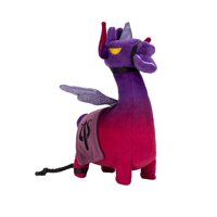 Fortnite Loot Plush Dark Llamacorn