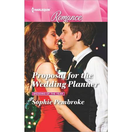 Proposal for the Wedding Planner - eBook - Halloween Wedding Proposal