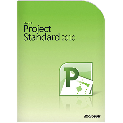 Microsoft Project Standard 2010 for Windows