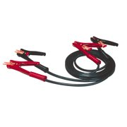 Associated 6160 - Booster Cable, 500A 20 Foot, 4 AWG, Side Terminal Adapters