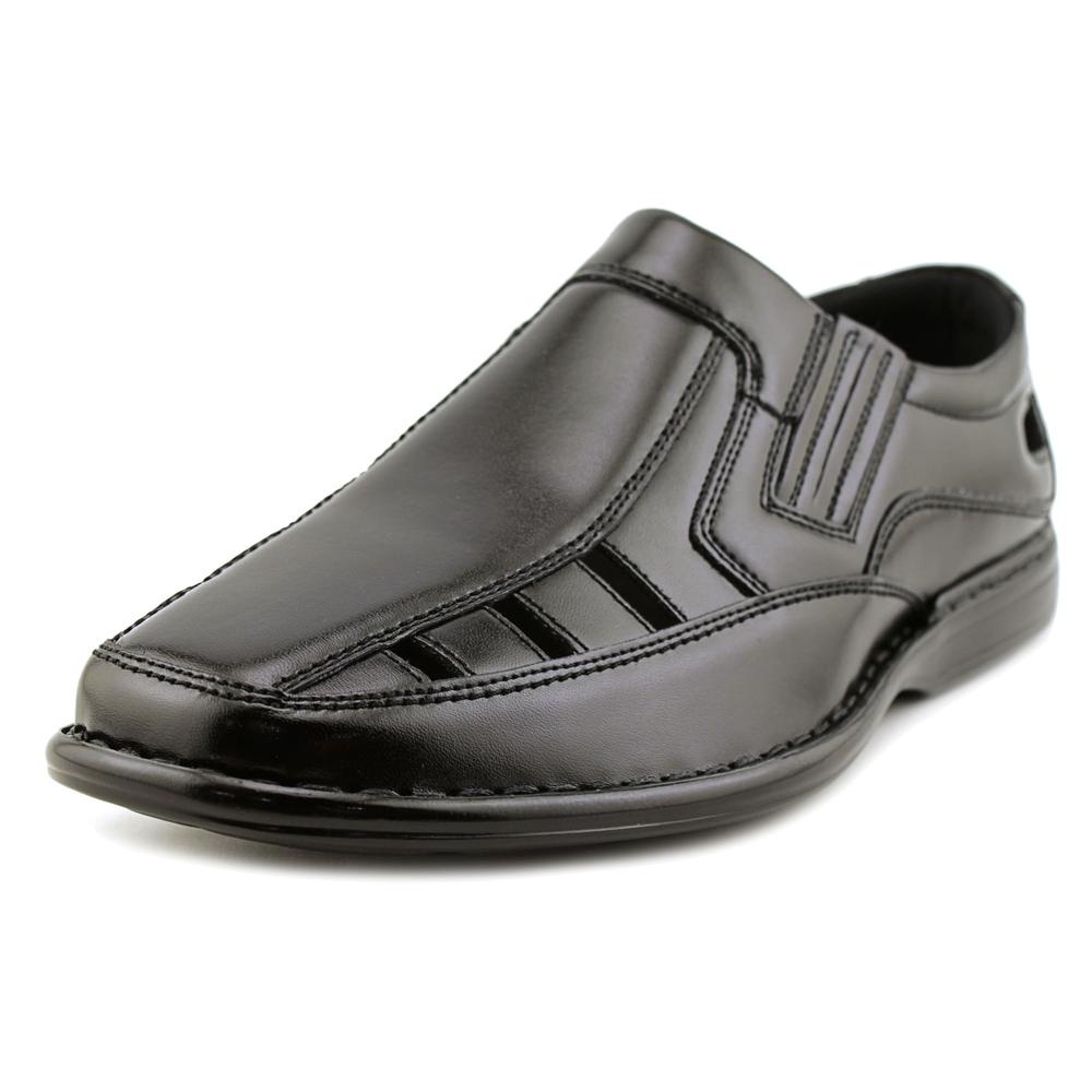 Stacy Adams Baybridge Men Moc Toe Synthetic Black Oxford by Stacy Adams