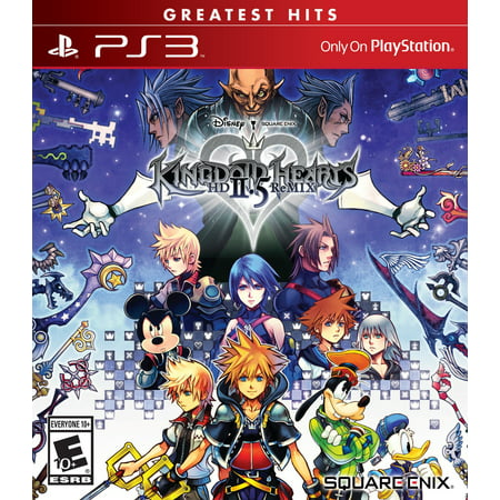 Square Enix Kingdom Hearts II.5 (PS3)](Kingdom Hearts Halloween Town Music)