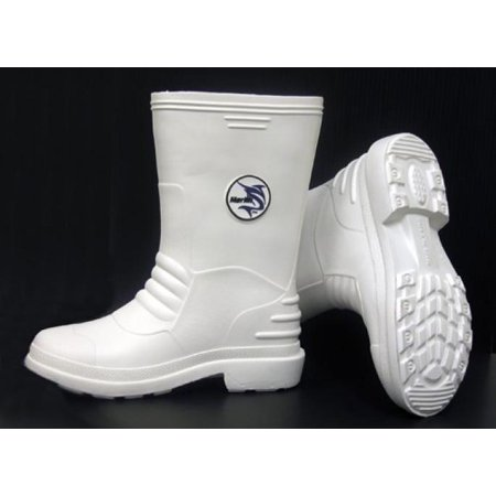 White Boots Size: 9 (Size 9 Snowboard Boots)