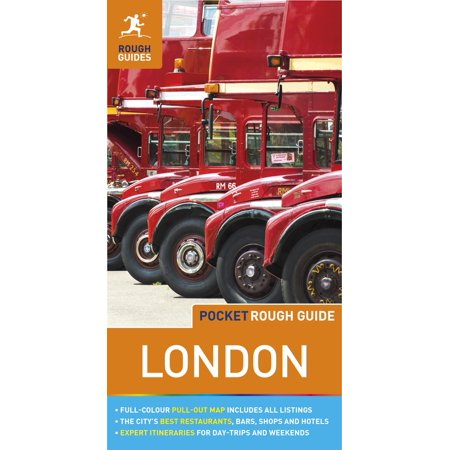 Rough Guide To...: Pocket Rough Guide London (Travel Guide) (Paperback)