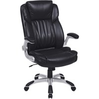 Deals on SONGMICS Extra Big Office Chair UOBG94BK