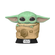 Funko Pop! Star Wars: The Mandalorian - Child w/ Bag