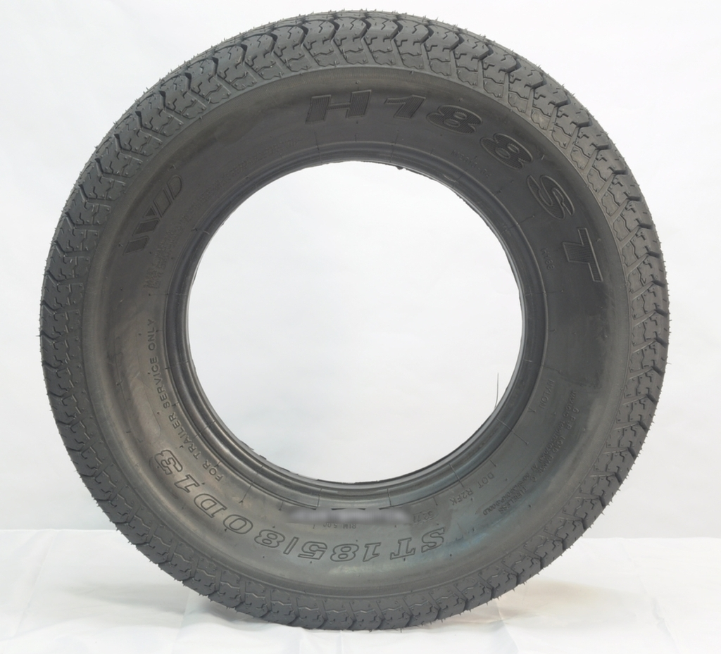"Trailer Tire ST185/80D13 185/80D-13 13"" ST 185 80 D 13 Boat Camper RV Spare"