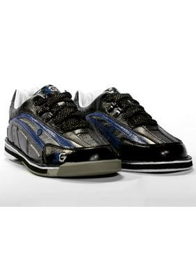 e07febff400 Product Image 3G Tour Ultra Black/Blue/Metallic Men's Right Hand Bowling  Shoes, ...