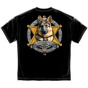 Cotton Elite Breed K9 Sheriff T-Shirt