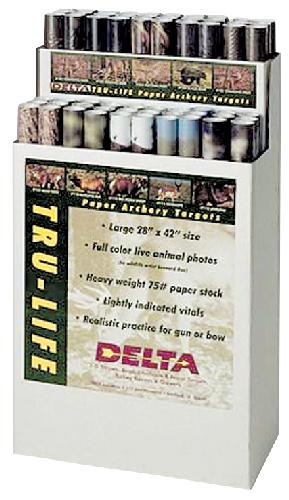 Delta McKenzie Outdoor Hunting 71600 Paper Target Display by