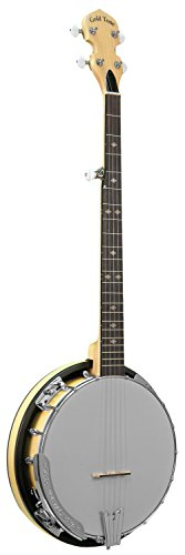 Cc-100Rw Intermediate Resonator Banjo (Wide Fingerboard) by Gold Tone