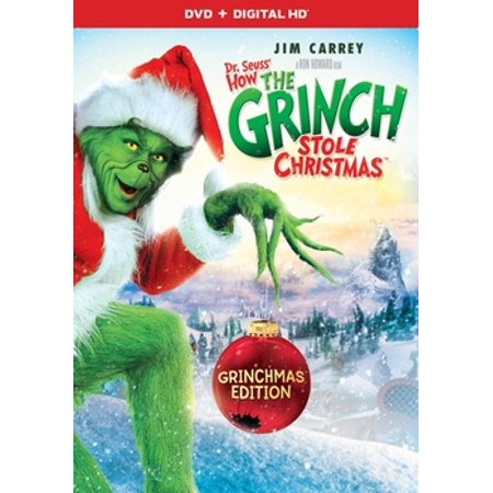 Dr Seuss' How the Grinch Stole Christmas [DVD]