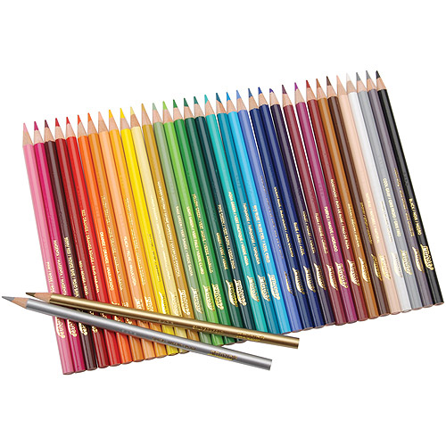 Prang Colored Pencils, 36/pkg