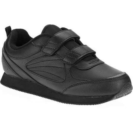 Black Velcro Shoes Walmart