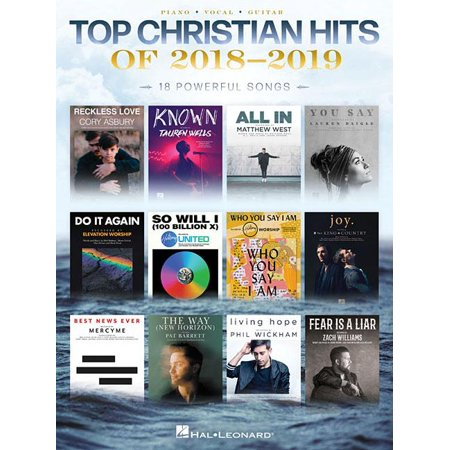 Top Christian Hits of 2018-2019: 18 Powerful Songs - Top Halloween Scary Songs