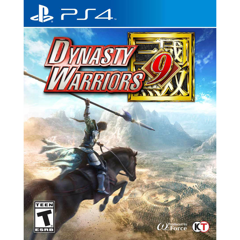 Koei Dynasty Warriors 9 (Playstation 4)
