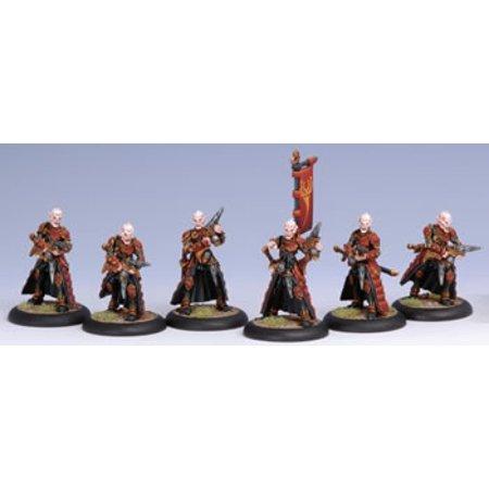 Venators Unit Skorne Hordes Miniature Game Privateer Press