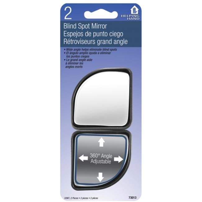 Helping Hands 73013 Blind Spot Mirror 2 Count Pack Of 3
