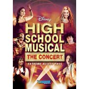 High School Musical, The Concert Extreme Access Pass by DISNEY/BUENA VISTA HOME VIDEO