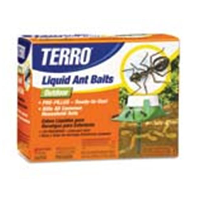 Senoret Chemical Terro Outdoor Liquid Ant Baits 3 Ounces - 1800
