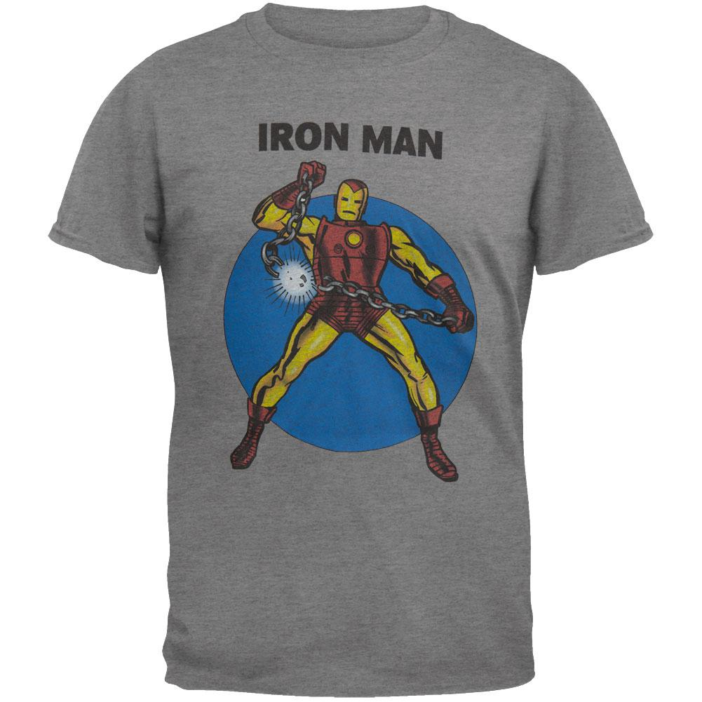 Iron Man - Unchained Tri-Blend Soft T-Shirt