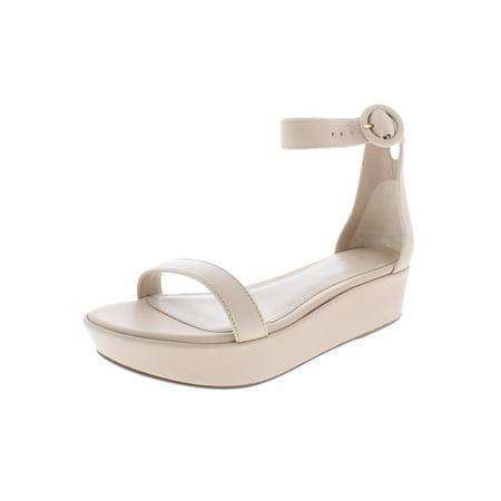Stuart Weitzman Womens Capri Platform Platform Sandals