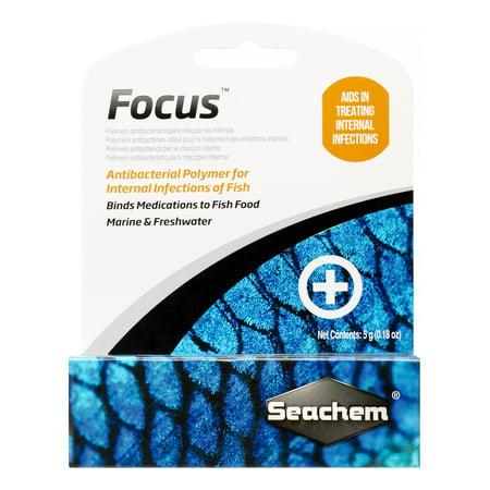 Seachem Focus Fish & Aquatic Life Medication, 0.17 Oz