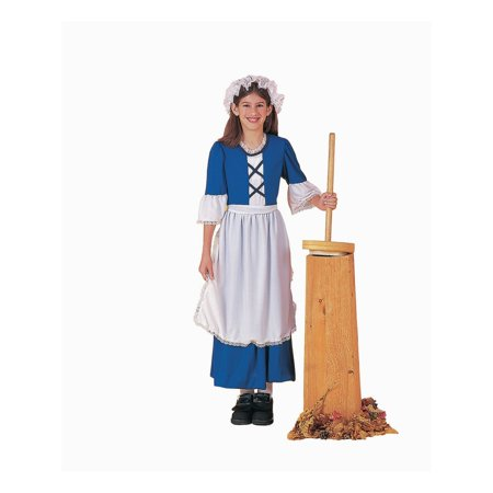 Halloween Pioneer Girl Costume