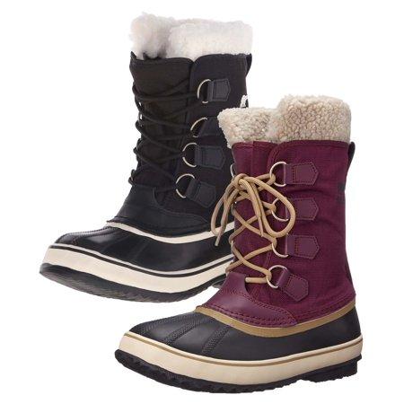 b09a95633f24 Sorel - Sorel Women s Winter Carnival Waterproof Boots - Walmart.com