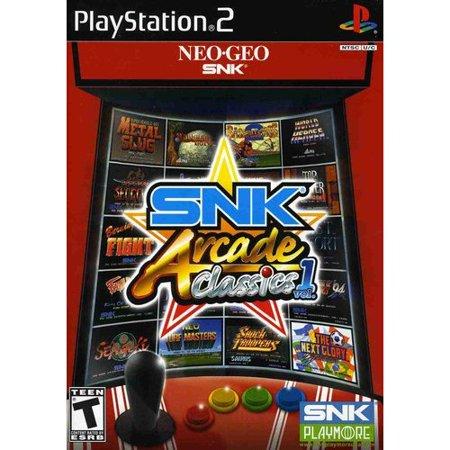SNK Arcade Classics: Vol. 1