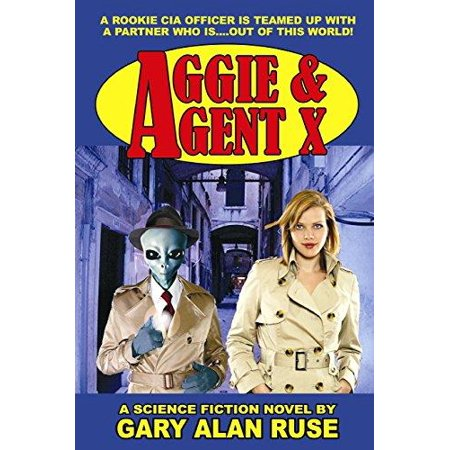 Aggie   Agent X