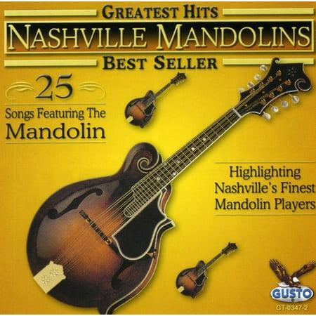 Nashville Mandolins - Greatest Hits 25 Songs [CD]