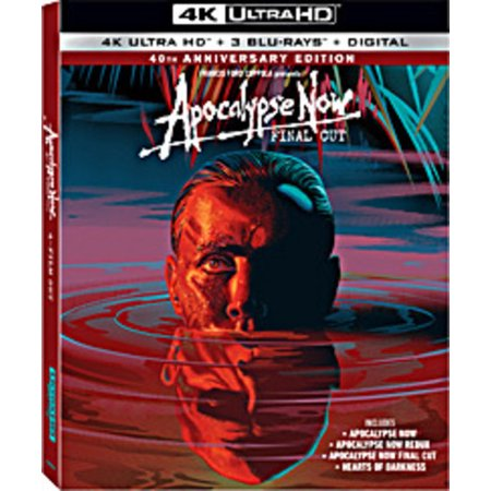 Apocalypse Now: Final Cut (4K Ultra HD + Blu-ray) - Final Cut 2004