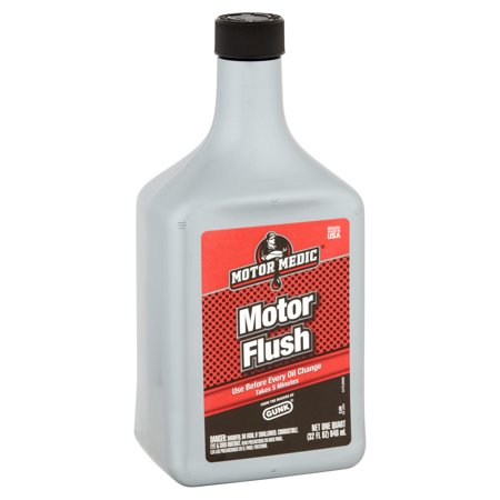Motor Medic 5 Minute Motor Flush  32 Oz