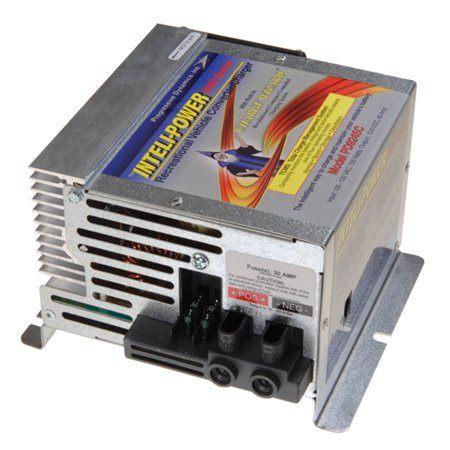 Progressive Dynamics PD9245CV Inteli-Power 9200 Series Converter/Charger with Charge Wizard - 45 Amp (Inteli Power Converter)