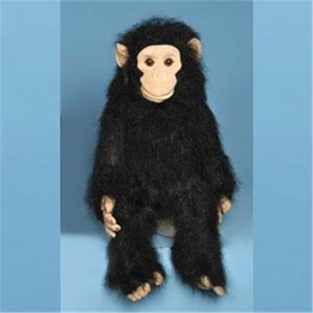 Sunny Toys NP8008M Animal Puppet - 24 in. - Chimp Puppet