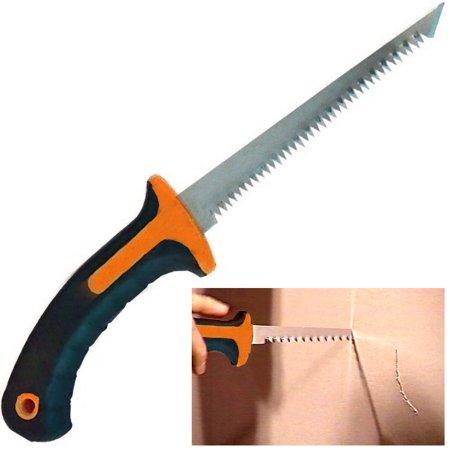 Drywall Wallboard Saw Plywood Sheet Rock Cutter Cut Blade Cushion Grip Platinum