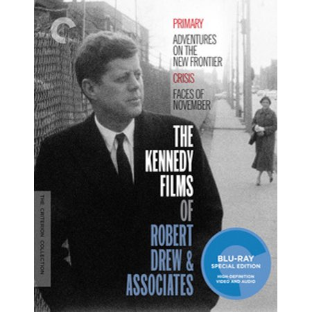 The Kennedy Films of Robert Drew & Associates (Blu-ray) Jackie Kennedy Collection