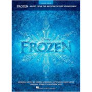 Hal Leonard Frozen - Music From The Motion Picture Soundtrack for Piano Solo