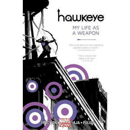 Hawkeye - Volume 1 : My Life As A Weapon (Marvel Now) - Hawkeye Weapon Halloween