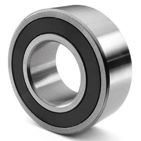 BL Bearings,Sealed,8mm Bore Dia.,ABEC 1 608 2RS PRX