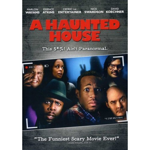 A Haunted House (With INSTAWATCH) (Anamorphic Widescreen)