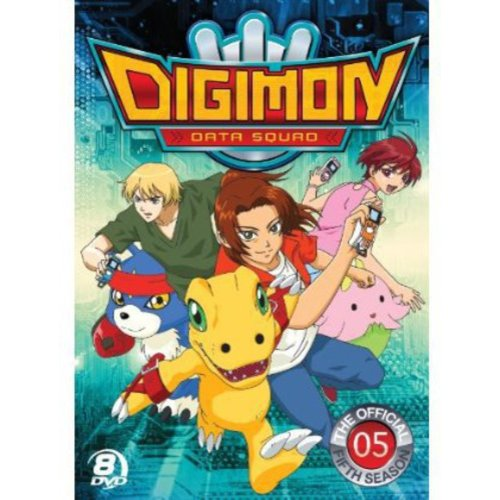 Digimon Data Squad: Season Five