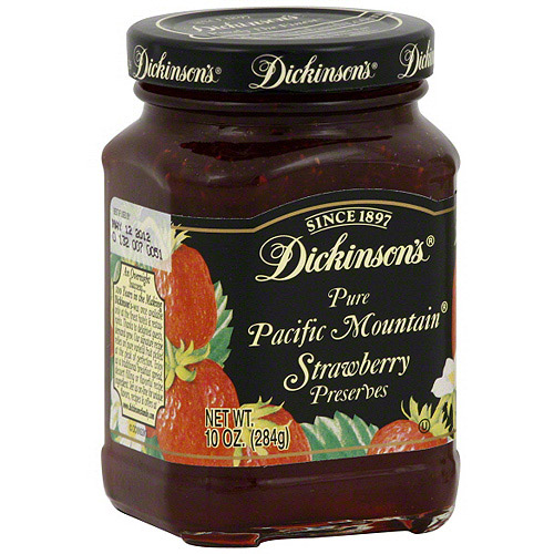 Dickinson's Pacific Mountain Preserves, 10 oz (Pack of 6)