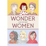 Wonder Women : A Go Fish Game