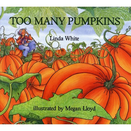 Too Many Pumpkins (Paperback) (The History Of Halloween Pumpkins)